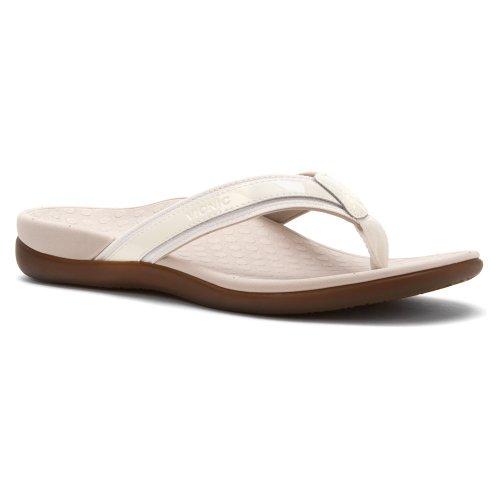 VIONIC Paire de semelles Orthaheel Femme Tide II Sandal - Blanc - blanc, 36