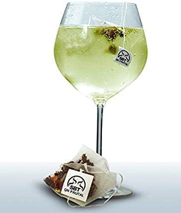 SABOREATE Y CAFE THE FLAVOUR SHOP Botánicos Frutales para Gin Tonic Especias Para Cócteles. Aromatizante natural para la ginebra y licores Blancos - 24 unidades: Amazon.es: Alimentación y bebidas