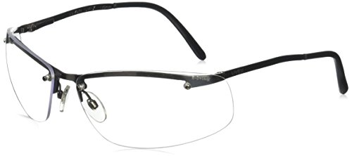 Stanley Fuse Fashion Safety Glasses, Clear Lens (RST-61014) -