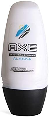 Axe Desodorante Roll On Men Alaska – transpirant – 6 Pack (6 x 50 ...