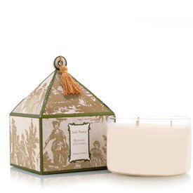Seda France - Elegant Gardenia 3 Wick Candle by Seda France