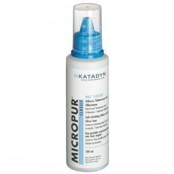 Katadyn Wasserentkeimung Micropur Classic 1000F, weiß, 54000
