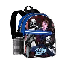 Star Wars Rescue Mission Child Backpack with Water Bottle