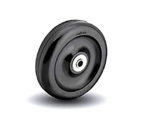 "Colson 3-1/2"" x 1-1/4"" Polyolefin Wheel with"