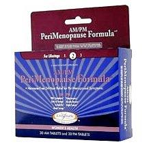 Enzymatic Therapy AM / PM Formule ménopause Peri, comprimés 60ea