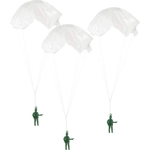 Hoffmaster Group 315381 Toy Paratroopers Favors by HoffmasterGroup