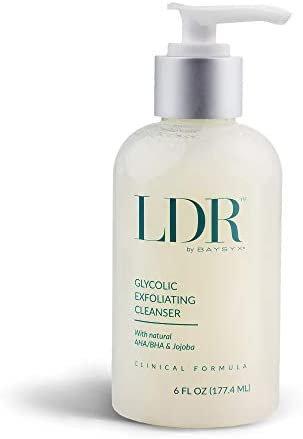LDR Baysyx Exfoliating Fortified Ingredients product image
