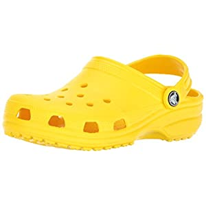 Crocs Classic Clog Kids Roomy fit, Zuecos Unisex Niños 11