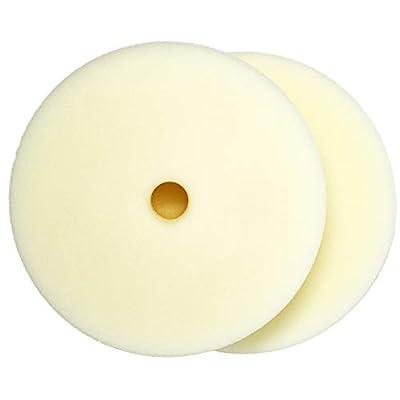 Rupes White Ultrafine Finishing Foam Pad 6