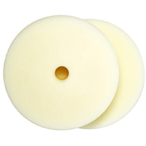 Rupes White Ultrafine Finishing Foam Pad 4