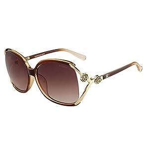 ROZIOR Italy Classic UV400 Cat Eye Sunglasses