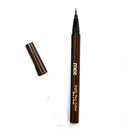 Best Seller! Brightly Sharp BROWN Liquid Eye liner make your eyes look gorgeous and fabulous (Made in Korea) (Eyeliner Liquid Black Stila)