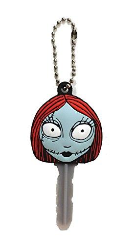 (Disney Nightmare Before Christmas Sally Soft Touch PVC Key Holder Key Accessory)