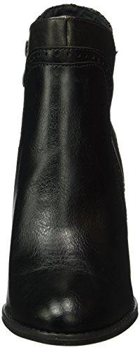 Marco Tozzi 25300, Botines Para Mujer Negro (BLACK ANT.COMB 096)