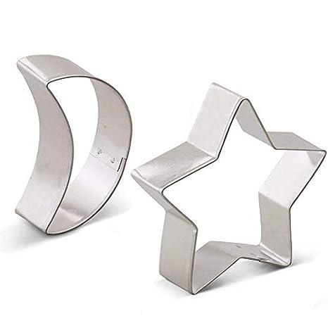 Amazon.com: Molde de corte para galletas con diseño de ...