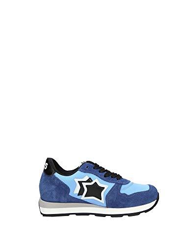 Bajas Zapatillas Chico Atlantic Azul Mercory Stars qAxwwfT6t
