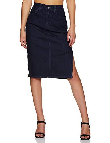 Levi's Cotton Body con Skirt