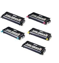 Sale!!! Dell Laser 3110cn Set of 4 High Capacity Compatible