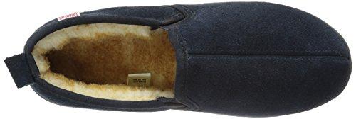 International Slipper Cody by Navy Slippers Tamarac Sheepskin Men's fYEPWxw44q
