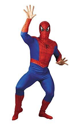 Spiderman Adult Costume - 9