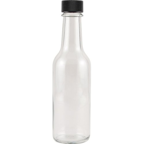 plastic bottles for hot sauce - 3