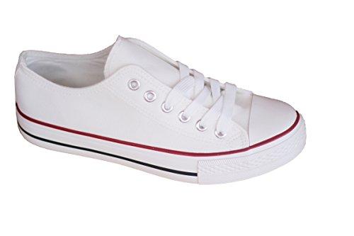 Da Scarpe Bianche Donna Gimnastica Sneakers wHAqan6
