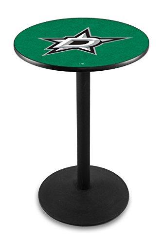 Licensed Dallas Stars Pub Table (Holland Bar Stool L214 NHL Dallas Stars Officially Licensed Pub Table, 28