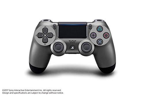 Controle Dualshock 4 - Playstation 4 - Preto Metálico