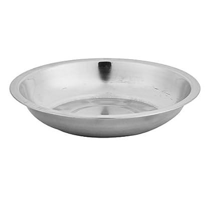 Vegetal eDealMax metal Inicio de cocina Alimentación titular de fideos de arroz Recipiente Tazón tono de