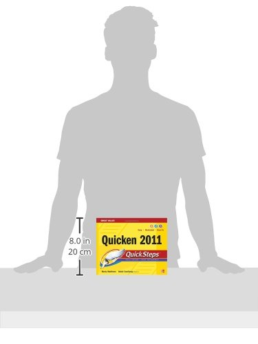Quicken 2011 QuickSteps by McGraw-Hill Education
