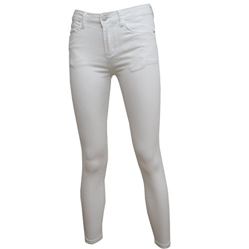 Colorato L Bianco M Xs Skinny Jeans Zhang Muying S Donna Xl tT848