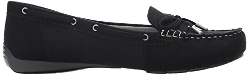 LifeStride Damen Valor Slip-On Loafer Schwarz