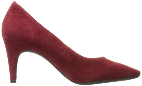Aerosoles exquisita de la mujer vestido Bomba Dark Red