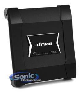 JVC Bridgeable 2CH Amplifier, 600W Max