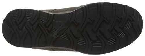 Vaude Men's Leva Mid - Zapato brogue de piel hombre marrón - marrón (Coconut)