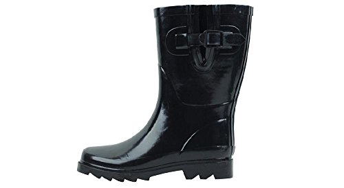 boots for rain for women size 5 - 9