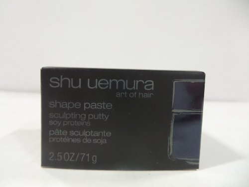 Shu Uemura Art Of Hair Shape Paste (75ml) (Pack of 4)