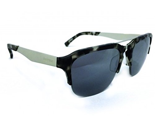 Hoven Sunglasses The Props Trever Maur Polarized 53Mm 20Mm 147Mm  Derek Cook Snow Leopard   Silver Chrome Polarized  One Color