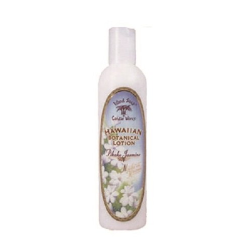 Island Soap & Candle Works Lotion, Pikake, 8.5 Ounce (Best Tourist Island In Hawaii)