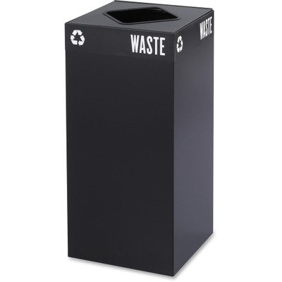 SAF2982BL - Safco Public Square Recycling Container by Safco