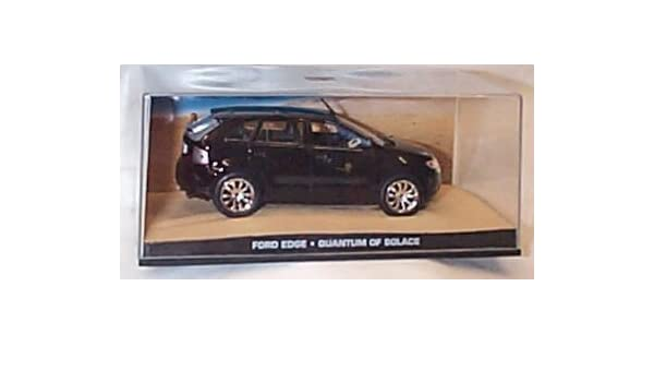 James Bond  Ford Edge Quantum Of Solace Film Scene Car   Scale Cast Model By Universal Hobby