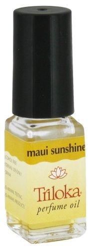 Maui Sunshine - Triloka Perfume Oil - 1/8 Ounce Bottle