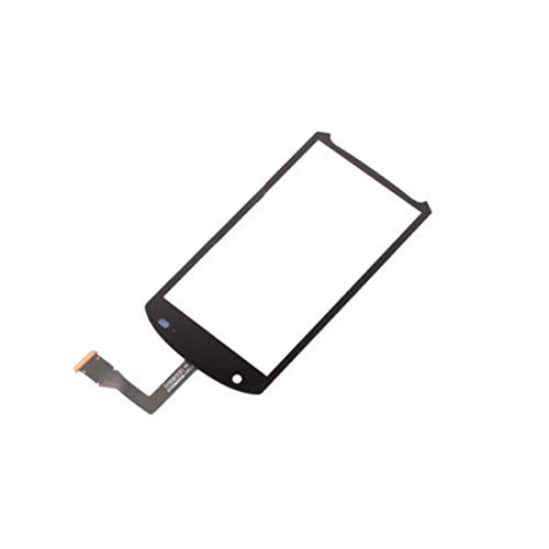 Touch Screen Digitizer Part Lens Replacement for Kyocera DuraForce E6762 E6565 Black US (Kyocera Screen Phone Replacement)
