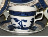 Real Old Willow - Royal Doulton Real Old Willow Cup & Saucer (Design Out)