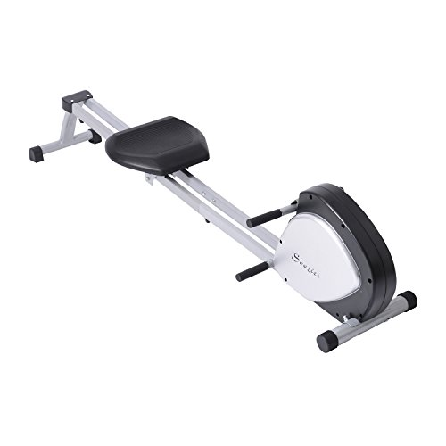 Soozier Indoor Rowing Machine with ABS Monitor