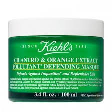 Cilantro & Orange Extract Pollutant Defending Masque 3.4oz