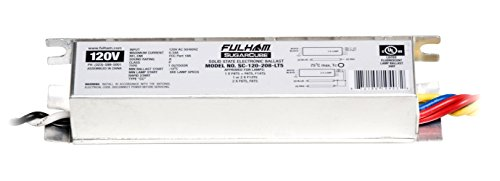 Fulham SC-120-208-LT5 Sugar Cube Ballast by Fulham Lighting
