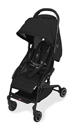 Maclaren Atom Style Set Travel System- Super Lightweight, Ultra-Compact Stroller, Fits On Airplane