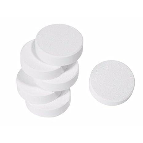 Zexum 3051 descalcificador antical de cal Remover 10 tabletas para teteras y máquinas de café, color blanco: Amazon.es: Bricolaje y herramientas