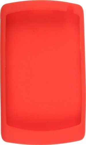 Rubberized Blackberry Curve (BlackBerry Rubberized Skin for 8300 Curve (Red) [Retail Packaging])